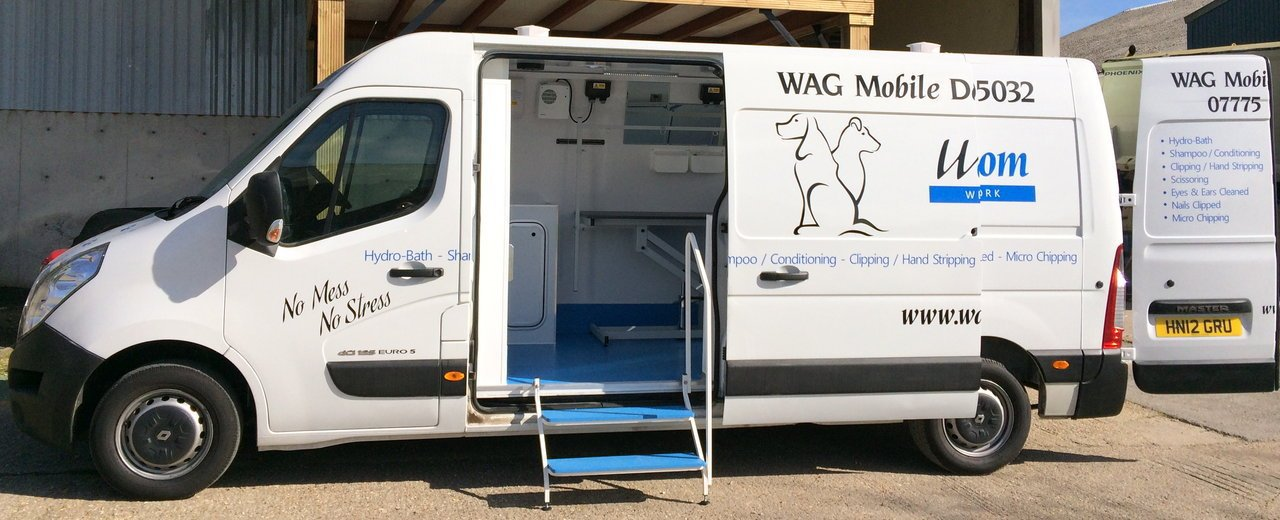 Wag Dog Spa Mobile Grooming