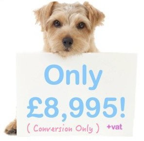 Professional Pet Grooming Van Conversions