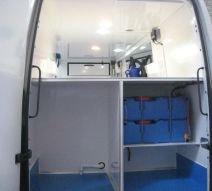 Basic Pet Grooming Vans Conversion