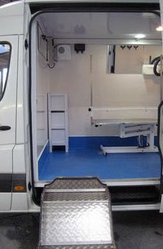 Dog Grooming Mobile Conversions