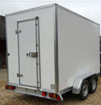 Mobile Grooming Trailers