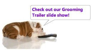 Pet Grooming Trailers